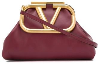 Valentino oversize Supervee clutch bag