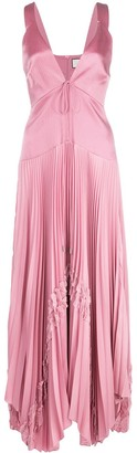 Alexis Bellona maxi dress