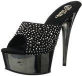 Pleaser USA Women's Delight-601RS Platform Sandal