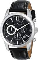 Lucien Piccard Men's LP-12356-01 Mulhacen Analog Display Japanese Quartz Watch