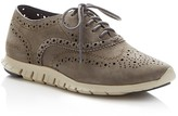 Cole Haan Zerogrand Lace Up Wingtip Oxfords