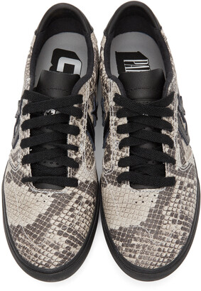 Converse Beige Checkpoint Pro OX Heart Of The City Low Sneakers