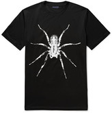 Lanvin - Spider-print Cotton-jersey T-shirt
