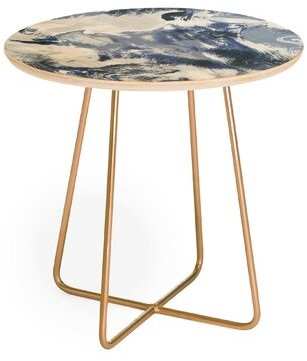 East Urban Home Jacqueline Maldonado Round End Table East Urban Home