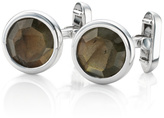 Monica Vinader Gem Circle Cufflinks