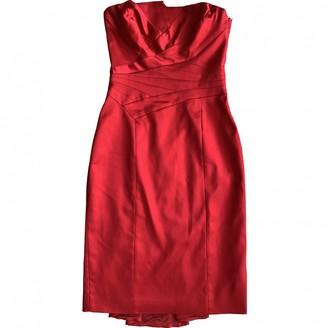 Karen Millen \N Red Dress for Women
