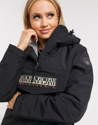 Napapijri Rainforest Winter 4 jacket in black