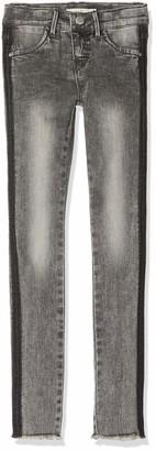 Name It Girl's Nkfpolly Dnmtenley 5151 Pant Noos Trouser