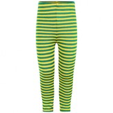 Oilily OililyGirls Green Striped Tiska Leggings
