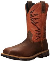 "Irish Setter Work Men's 83910 Marshall 11"" Pull-On Steel Toe Work Boot"
