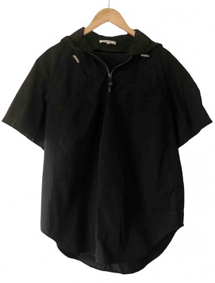 Carven Black Polyester Shirts