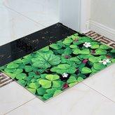 Table Cloths Bedroom living room bathroom door mat,carpet hand washing door non-slip foot mat