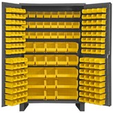 Welded 14 Gauge Steel Heavy Duty Cabinet Durham Manufacturing