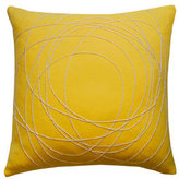 Bholu Nimboo Pillow Yellow/Cream