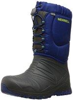 Merrell Snow Quest Lite WTRPF Waterproof Snow Boot (Little Kid/Big Kid)