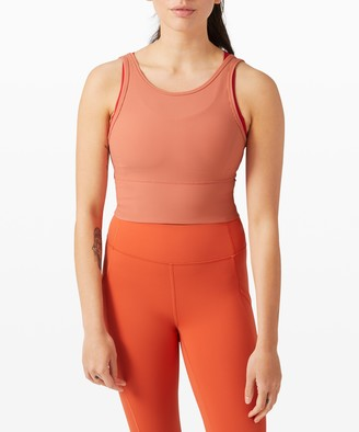 Lululemon Power Pivot Tank *Rib
