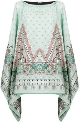 Etro printed kaftan blouse
