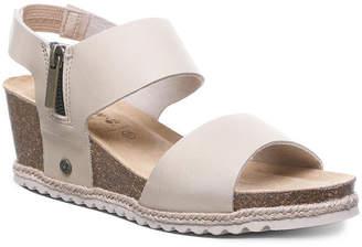 BearPaw Women Dahlia Wedge Sandals Women Shoes