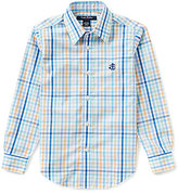 Brooks Brothers Little/Big Boys 4-20 Multi Plaid Non-Iron Button-Down Shirt