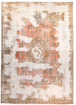 F.J. Kashanian Overdye Hand-Knotted Wool Rug