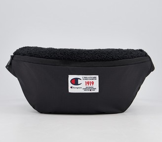 Champion Rochester Fleece Combo Belt Bag Black