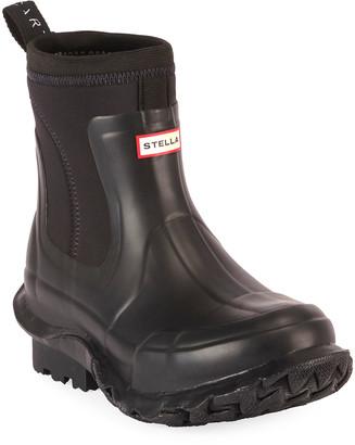 Stella McCartney x Hunter Vegan Rubber Rainboots