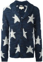 Denim & Supply Ralph Lauren star intarsia cardigan