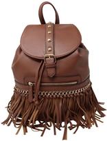 Nadya's Closet Fringe Detail Backpack