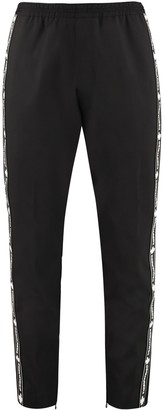 DSQUARED2 Jogging Fit Stretch Wool Trousers