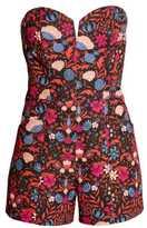 H&M Jumpsuit - Black floral - Ladies