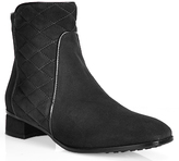 Aquatalia by Marvin K LATIFA - Quilted Suede Bootie