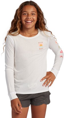 Billabong Kids' Daydreamer Long Sleeve Graphic Tee