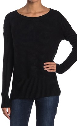 Cyrus Rib Knit Pullover Sweater