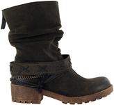 Coolway Black Angus Suede Boot
