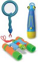 Melissa & Doug Sunny Patch Exploration Bundle - Blue