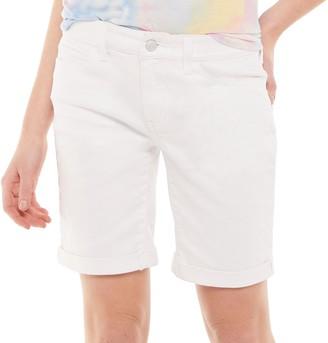 So Juniors' Low Rise Bermuda Shorts