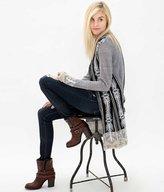 Gimmicks By BKE Southwestern Cardigan Sweater