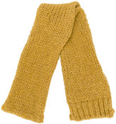 Roberto Collina knitted scarf