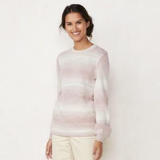 Lauren Conrad Women's Knitted Sweater