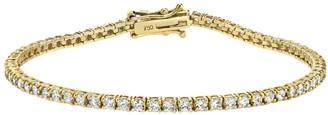 Shay 18k Gold Mini Tennis Diamond Bracelet