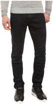 G Star G-Star 5620 3D Tapered Trainer Color Jeans in Slander Bionic Black Super Stretch Overdye/Mazarine Blue