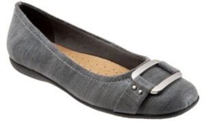Trotters Sizzle Signature Mary Jane Flat Women's Shoes