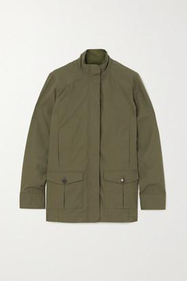 Purdey - Cotton-gabardine Jacket - Army green