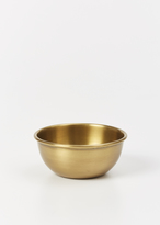 Fog Linen brass small bowl