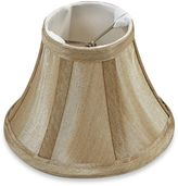 Bed Bath & Beyond Mix & Match Small 6-Inch Clip-On Bell Lamp Shade in Beige
