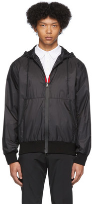 Moncler Black Down Iracoubo Jacket