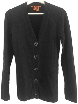 Tory Burch Anthracite Wool Knitwear for Women