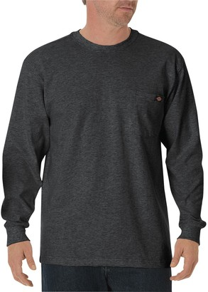 Dickies Men's Heavy Weight Long Sleeve Shirt