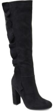 Journee Collection Women's Extra Wide Calf Vivian Boot Women's Shoes