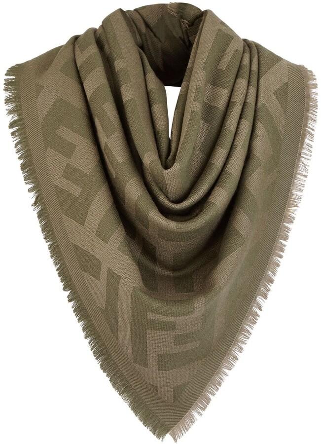07d0f8055a printed FF logo shawl